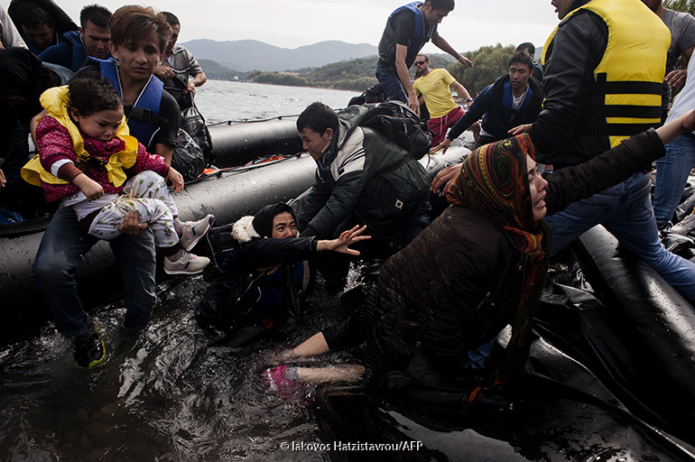 GREECE - EUROPE - MIGRANTS